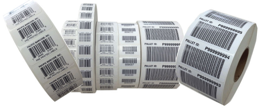 you can also print barcode to ordinary a4 printing paper