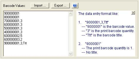 Easiersoft Free Bulk Barcode Generator Software Use Excel Data Make Barcode